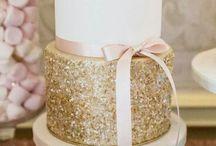 Postres / Ideas de pasteles de boda & fiestas