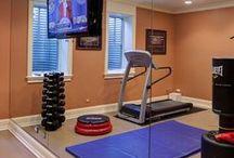 Home Gym / by Jennifer Henson