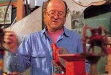 """Robin Bell / """"Marmo, bronzo, mosaico: è tutto qui. Pietrasanta è un posto unico al mondo"""" Robin Bell"""