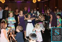 Real Reception Highlights / Sound Sensations Entertainment provides highly customized wedding entertainment for couples all over Wisconsin, these are highlights from Real weddings we've been a part of over the years