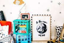 Children's Bedrooms Interiors