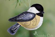 ompele linnut