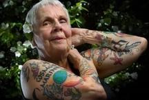 rocking tattoos