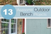 Decorating ~ outdoors / Decorating inspiration ~ outdoors