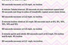 workout & running tips