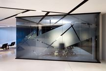 glas wall