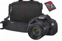 Fotoğraf Makinesi ve Ekipmanları