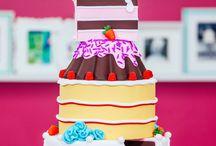 dorty různé