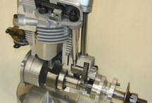 Mechanic & engines / Petrol engines, mechanic parts
