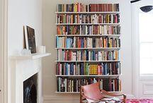 Dream library, books