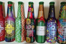 Special Bottles Heineken Collection