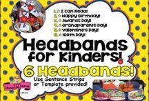 Headbands - Crowns