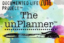 "The Documented life Project ""unPlanner"" 2016"