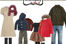 What to Wear: Holiday/Winter Family Photos