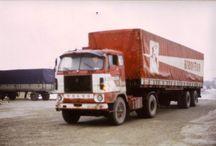 My favourite truck companies