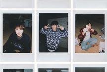 BTS / fan art, fan taken, and also ofc pic