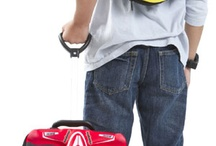 Max Toy Roller Bags / Such fun-looking bags, and useful to boot! Ranging from Spongebob Squarepants to Dora the Explorer, give your child a bag with a unique 3 wheel system for easier mobility, and a lunchbag, water, bottle, and tupperware all in one set.  $99.95, 20% off MSRP at Irv's Luggage!   http://www.irvsluggage.com/MaxToy-Roller-Bags