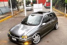 Opel Corsa / #opel, #corsa, #racing car, #car