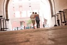Brooklyn-Engagement Sessions / Sara and Gennaro's Brooklyn Engagement Session! #Wedding (C) Treasured Memories.tv