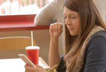 Imagens para posts / Imagens de posts utilizados no blog do Instaurant. Cardápio digital com aplicativo para celular.