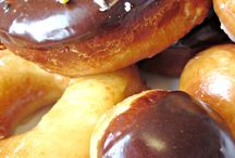 donuts / by Diana Hale