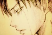 """Levi Ackerman / ~ """"The only thing we're allowed to do is to believe that we won't regret the choice we made."""" ~"""