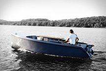 Picnic boat