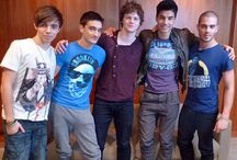 THE WANTED!  / by Liza Hammon