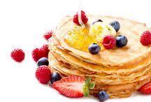 Recepten: pannenkoeken/wafels