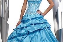 2dayslook Blue Long Dress / by Alice Siris