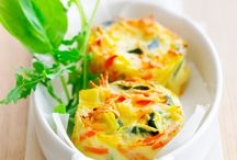 flan carrottes courgettes
