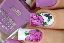 Meris uñas