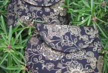 Bags / https://www.etsy.com/uk/shop/DaisychainQuilter