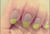 Finally....nails / by Jacqueline Sharayko