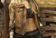 Post Apocalyptic / by Grace Paradise