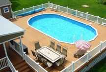 Pools / And outdoor living