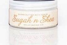 Nidasii Sugar Butter Scrubs