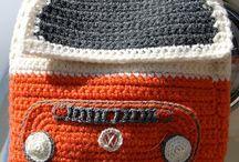 crochet bags / bags