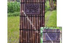 Bamboo Panels / Bamboo Screens