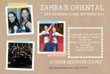 Upcoming / Where to catch us, details about new classes