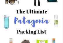 Patagonia Inspiration