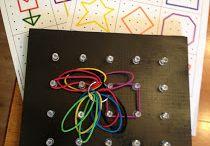 Baby learn busy board