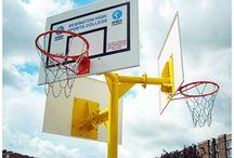 Basketball & Netball Posts