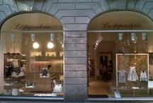 Windows / Our boutique's windows