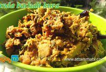 Ammamma Vantalu / Authentic ANDHRA dishes