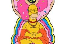 Simpsons figurerer/div