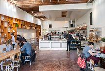 Cafe / Cafe design
