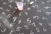 Maths/ number activities