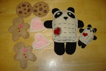 Things made from felt