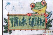 Neddlework / Needlepoint, Canvaswork, tapestry,  cross stitch, felt etc
